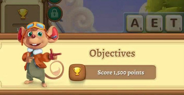 Alphabetty-Saga - first check the objectives of the level - tips guide