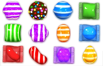candy crush saga tips - the special candies of the game