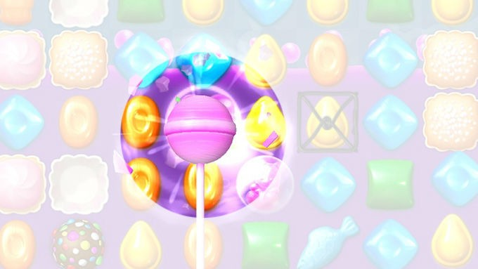Candy crush soda saga - lollipop booster - tips guide