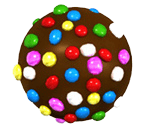 candy crush the bomb booster for colors