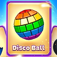 Toon Blast - use the discoball booster - tips guide