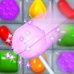 lollipop booster candy crush saga