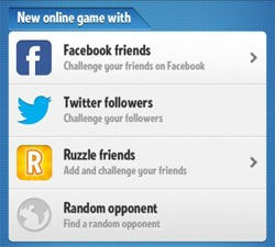 Ruzzle - invite your friends and own them- tips guide