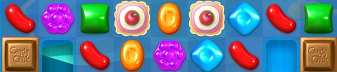 Candy crush soda saga - play the chocolate obstacles - tips guide