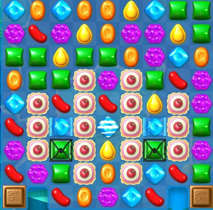 Candy crush soda saga - the cupcakes and what to do - tips guide