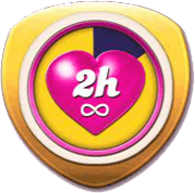 2hour infinite lives candy crush saga