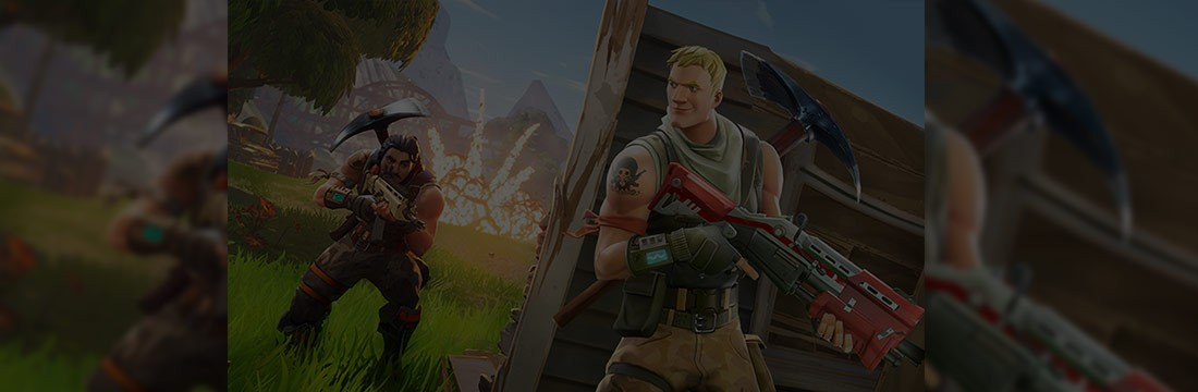 Fortnite Battle Royale Header