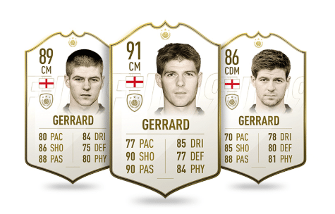 gerrard icon fifa ultimate team19