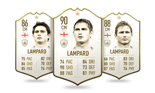 lampard fifa fut19 icon
